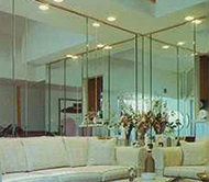 Glass wall Mirrors